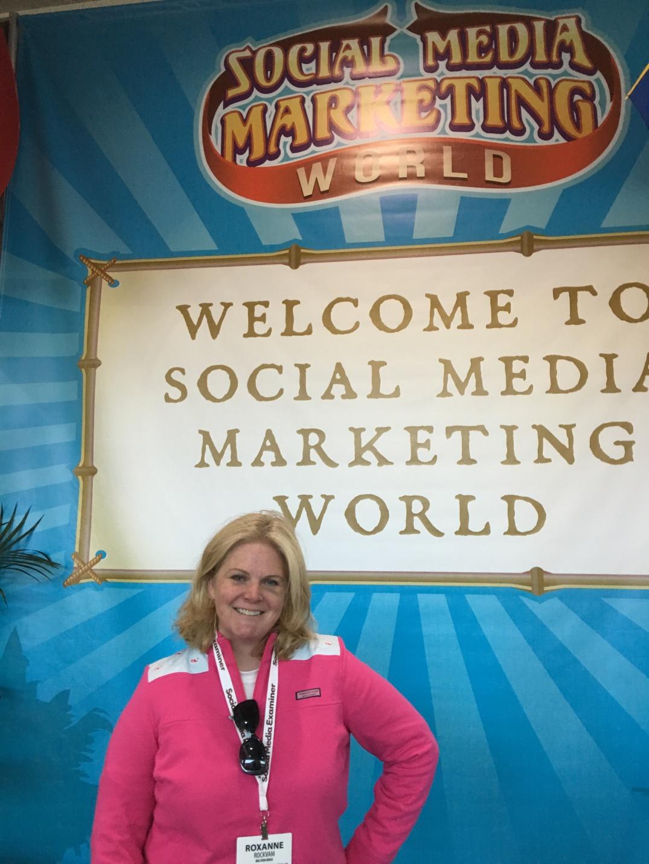 social media marketing world